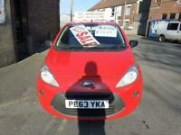 FORD KA Studio , Miles 79,000 , alloys £30 Road Tax , GREAT LOOK CAR