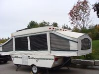 Palomino Filly Tent Trailer - Excellent Condition
