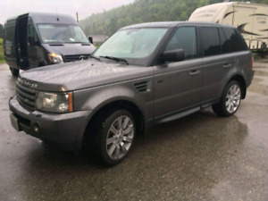 2006 Range Rover Sport HSE Low kmsTrade Pontoon boat/classic car