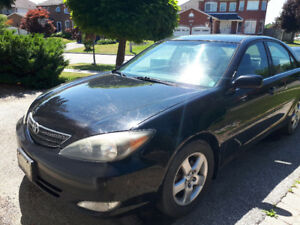 2003 Toyota Camry SE - As-is
