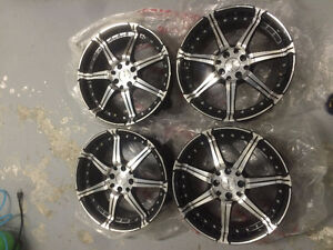 """Fast Mags 17"""" 4x100 4x114.3"""