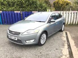 Ford Mondeo 2.0TDCi 140 2007.5MY Titanium X**3 MONTHS WARRANTY **FINANCE AVLBL