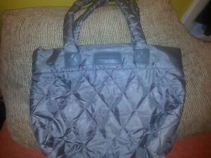Fruits and passion quilted purse
