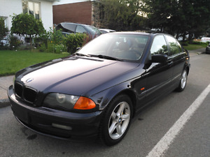2000 BMW 323i Sport pack