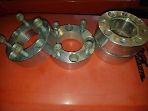 "ATV Wheel Spacers 1.5"" 4/ 110"