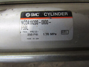 SMC air cylinder London Ontario image 5