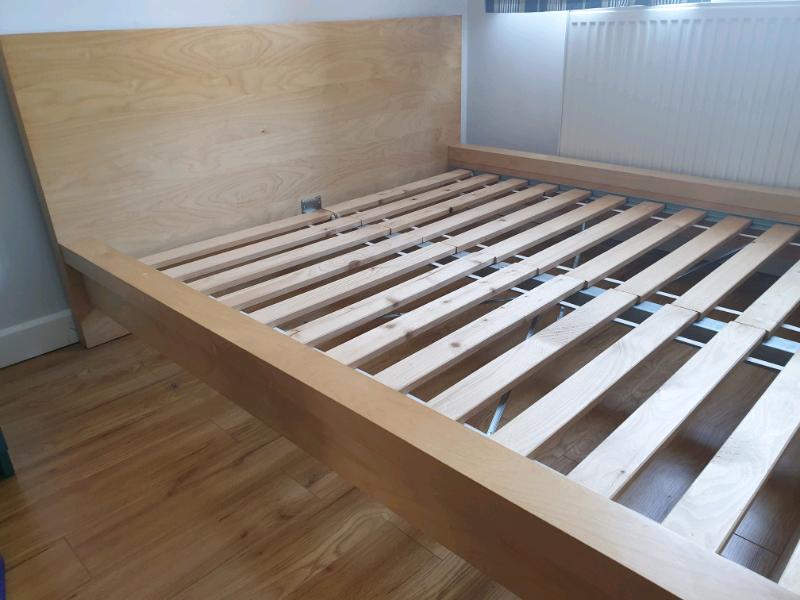 IKEA Malm bed frame - double | in Henleaze, Bristol | Gumtree