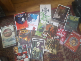 Big bundle of brand new comic books!