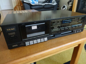 Teac V-538X HX PRO 2 Head Tape Deck for sale