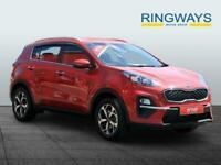 2021 Kia Sportage 2 Isg 4X4 4x4 Petrol Manual