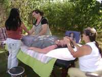 Reiki Level One, Two and Masters