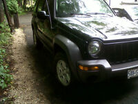 NEW PRICE !!! 2004 Jeep Liberty Sport SUV, Crossover