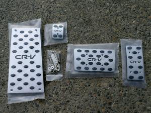 Honda CRV CR-V pedals