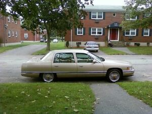 WANTED - Looking for  Cadillac DeVille 1995 - 1997