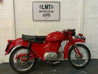 Moto Guzzi zigolo, 110cc, very rare, lovely condition