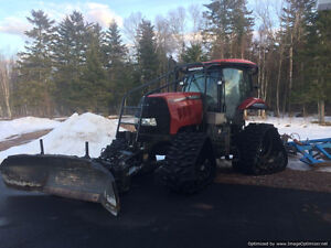 Case IH Puma 145 Tractor / Groomer, Extended Warranty Included