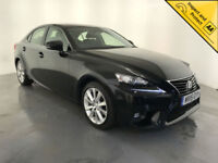 2015 LEXUS IS 300H EXECUTIVE EDT HYBRID AUTO 1 OWNER SERVICE HISTORY FINANCE PX