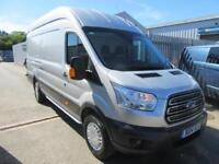 2014 Ford Transit 350 TREND L4 H3 AIR CON Diesel silver Manual