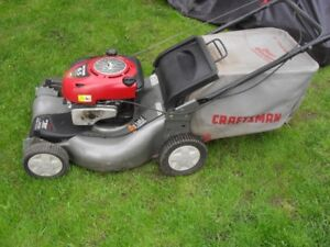 """RECYCLE:  I wiil BUY your old lawnmower """" I pay you cash """""""