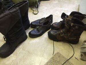 Boot/Shoe Sale