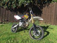 M2R KMX140 CRF70 140cc Pitbike YX140 2014 Stomp Superstomp PITBIKE