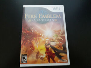 Fire Emblem Radian Dawn (WII) Brand New, Sealed