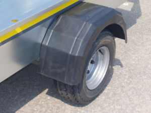 Looking for couple of 14-15in ties with rims for an old trailer