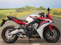 Honda CBR650F *Only 988 miles, 1 Owner*