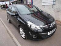 2012 Vauxhall/Opel Corsa 1.4i 16v ( 100ps ) ( a/c ) SRi