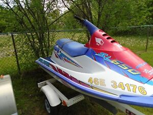 1994 sl650 ready for water 2000 obo with trailer