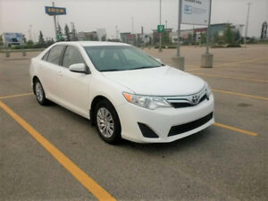 2012 Toyota Camry LE with 2 Way COMPUSTAR Remote Starter Low KMs