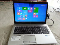 "HP Envy DV7-7323cl 17"" i5  8GB RAM 1TB HDD Beats Audio"