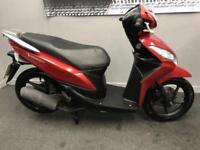 Honda NSC 110cc