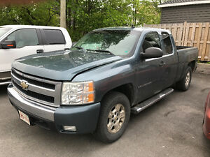 2007 Chevrolet Silverado 1500 LT- cheapest in the maritimes!!!