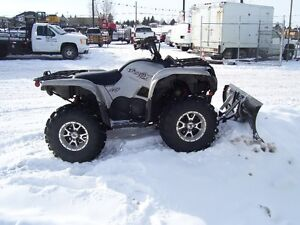 2009 Special Edition YAMAHA GRIZZLY