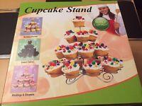 3x Cupcake Stands
