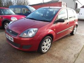 2007 56 REG Ford Fiesta 1.25 Style 5 DOOR HATCH WITH ONLY 37,000 MILES