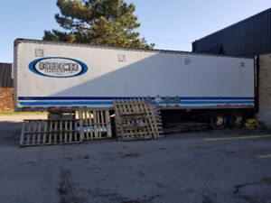 Free for Removal - 40' Trailer