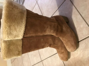 Ladies Winter Boots - Worn Once!
