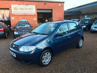 2004 Fiat Punto 1.2 8v Active Blue 5dr Hatch, IDEAL 1st CAR **ANY PX WELCOME**