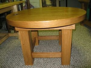 SOLID OAK  CHILDRENS TABLE