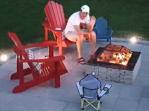 Amazing Granite Fire pits! West Island Greater Montréal image 5