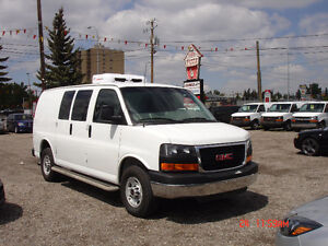 2015 GMC Savana 2500 REEFER Van