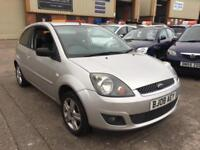 2008 08 Ford Fiesta 1.4 Zetec Climate