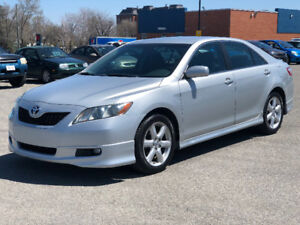 2007 TOYOTA CAMRY SE | 4 CYL. | AUTOMATIQUE | MAGS **IMPECABLE**