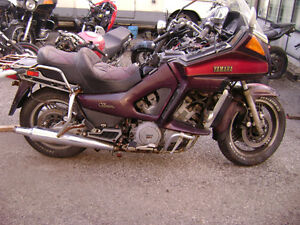 1985 Yamaha XVZ12D Venture Royale Parts For Sale Sarnia Sarnia Area image 2
