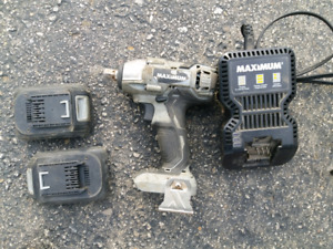 Impact wrench and impact driver