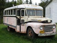1949  FORD SCHOOL BUS