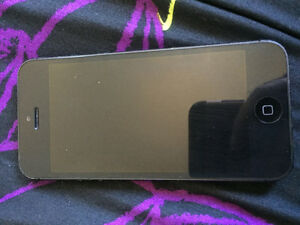 Black iPhone 5 64GB At A Great Price!