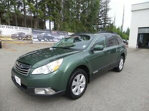 2011 Subaru Outback 2.5i Limited All wheel Drive,